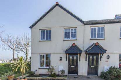 3 Bedrooms End Of Terrace House for sale in Trispen, Truro, Cornwall