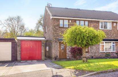 3 Bedrooms Semi Detached House for sale in Whernside Way, Leyland, Lancashire, .