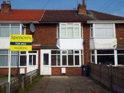 3 Bedrooms Terraced House for sale in Rosedale Avenue, Leicester