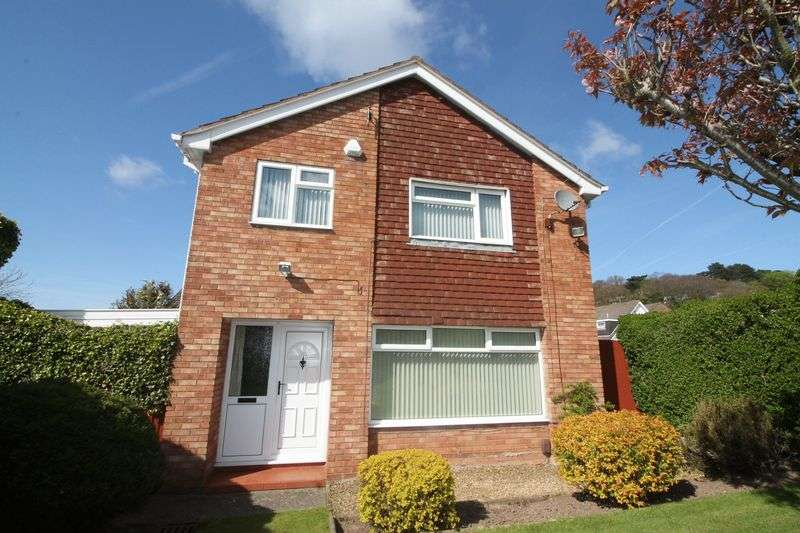 4 Bedrooms Detached House for sale in Hargrave Close, Prenton