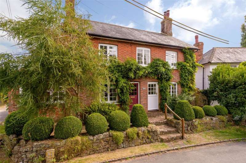 4 Bedrooms Detached House for sale in Old London Road, Coldwaltham, Pulborough, West Sussex, RH20