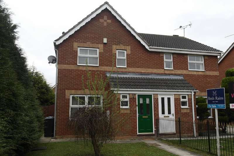 3 Bedrooms Semi Detached House for sale in Lorenzo Way, HULL, hu9 3hs