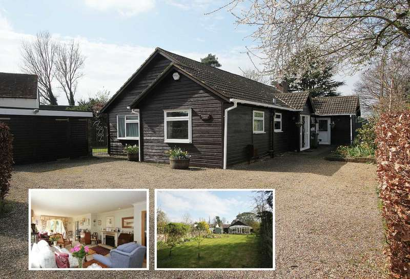 4 Bedrooms Detached Bungalow for sale in Behoes Lane, Woodcote