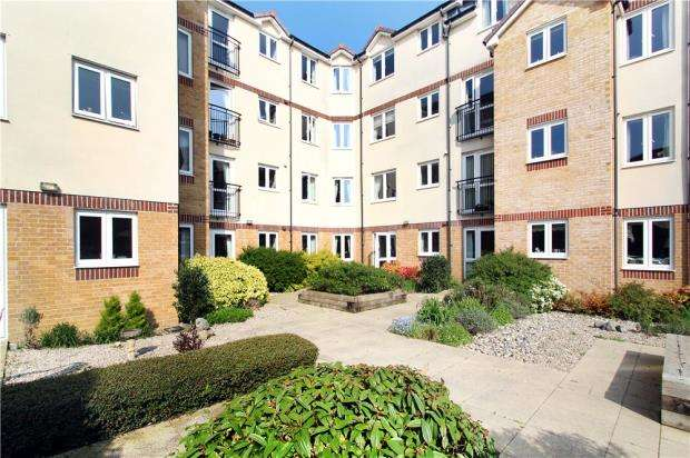 1 Bedroom Retirement Property for sale in Milliers Court, Worthing Road, East Preston, West Sussex, BN16