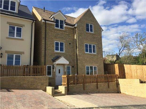 5 Bedrooms Detached House for sale in Blenheim Rise, The Woodchester, Randwick, Stroud, GL6 6JY