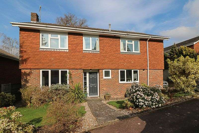 5 Bedrooms Detached House for sale in Frankfield Rise, Tunbridge Wells