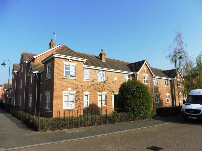 2 Bedrooms Apartment Flat for sale in Old Bailey Road, Hampton Vale, Peterborough, PE7