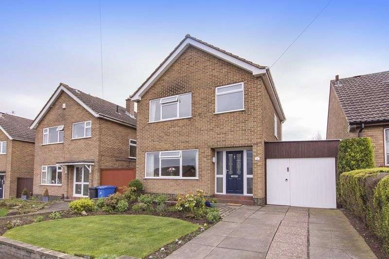 3 Bedrooms Detached House for sale in RUSHDALE AVENUE, LITTLEOVER