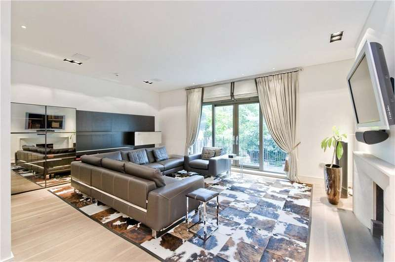 5 Bedrooms Terraced House for sale in Thornwood Gardens, Kensington, London, W8