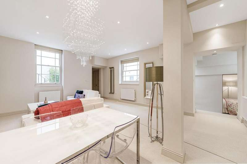 4 Bedrooms Flat for sale in St. George's Drive, SW1V