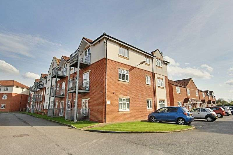 2 Bedrooms Flat for sale in Birch Tree Drive, Hedon