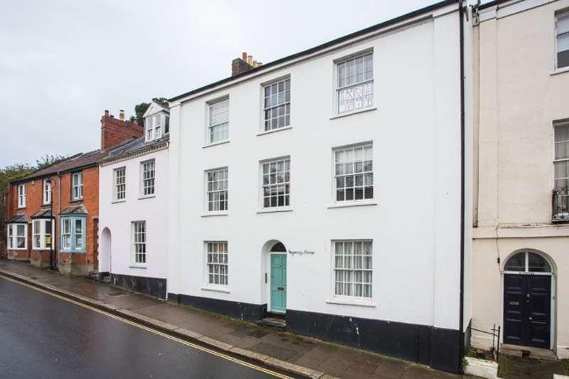2 Bedrooms Maisonette Flat for sale in Pilton Street, Barnstaple, Devon, EX31