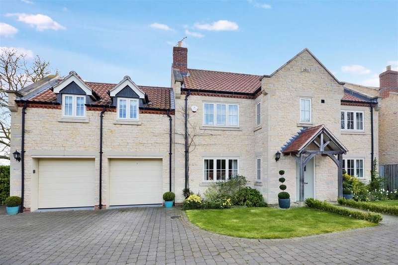 7 Bedrooms House for sale in Almonds Green, Scopwick, Lincoln