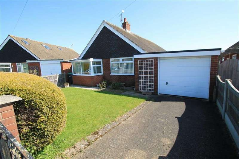 2 Bedrooms Detached Bungalow for sale in Stirling Avenue, Garden Village, Wrexham