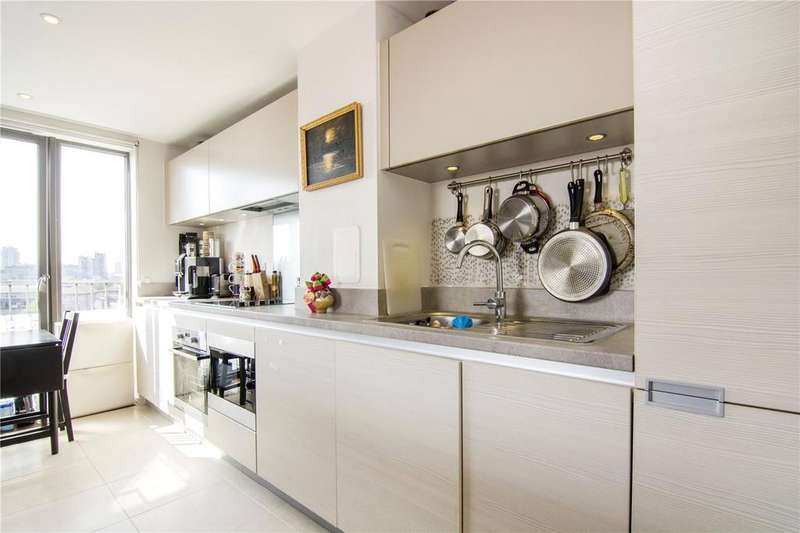 2 Bedrooms Flat for sale in Pandora Court, 8 Robertson Road, London, E16