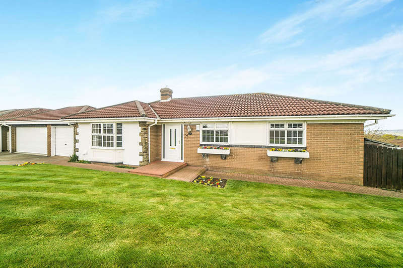 3 Bedrooms Detached Bungalow for sale in Moss Crescent, Crawcrook, Ryton, NE40