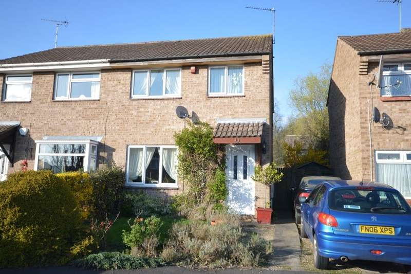 3 Bedrooms Semi Detached House for sale in Foxhill Drive, Glen Parva, Leicester, LE2