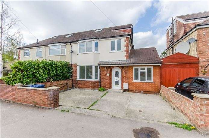 6 Bedrooms Semi Detached House for sale in Perne Road, Cambridge