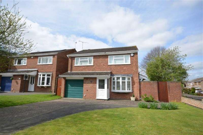 4 Bedrooms Detached House for sale in Newdigate Road, Bedworth