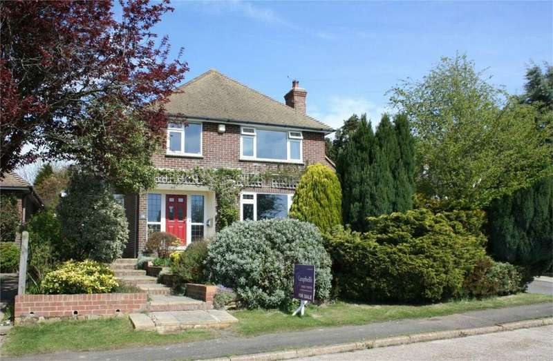 4 Bedrooms Detached House for sale in 16 Gorselands, SEDLESCOMBE, East Sussex