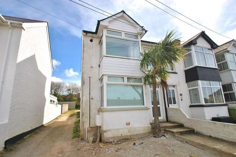 2 Bedrooms Flat for sale in Penhallow Road, Newquay