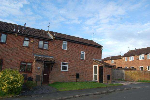 2 Bedrooms End Of Terrace House for sale in Roman Hill, Wigston, Leicester, LE18
