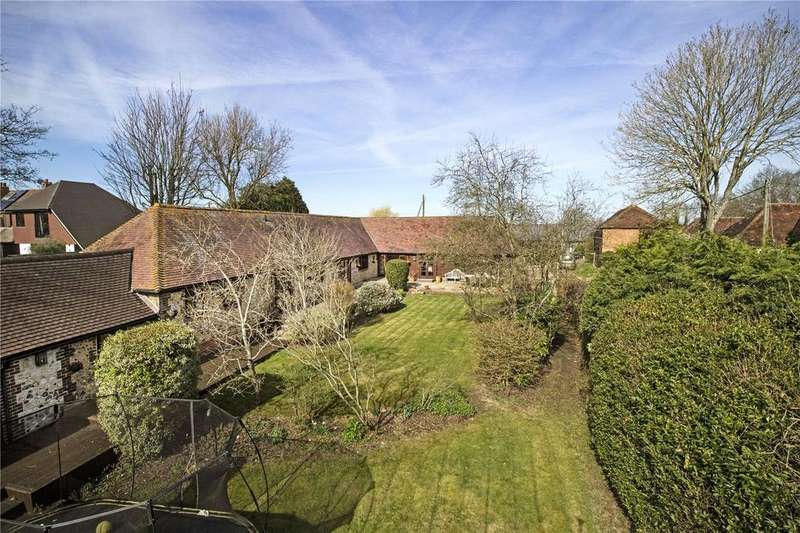 6 Bedrooms Unique Property for sale in New Hall Lane, Small Dole, Henfield, West Sussex, BN5