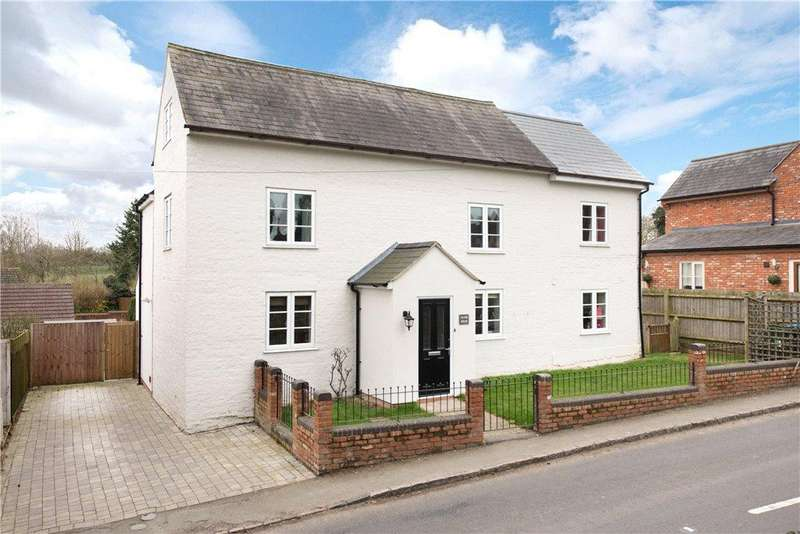4 Bedrooms Detached House for sale in Main Street, Akeley, Buckinghamshire
