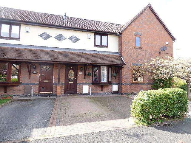 2 Bedrooms House for sale in Newsholme Close, Culcheth, Warrington