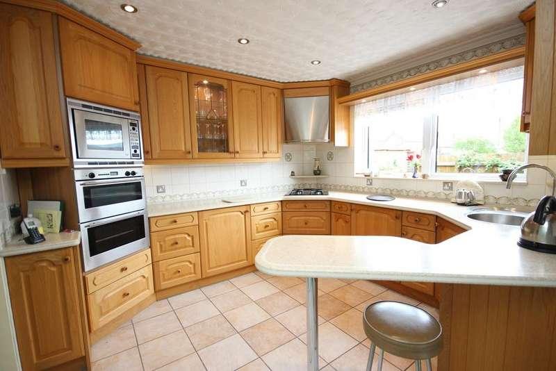 3 Bedrooms Detached Bungalow for sale in Cotton End Road, Wilstead, MK45