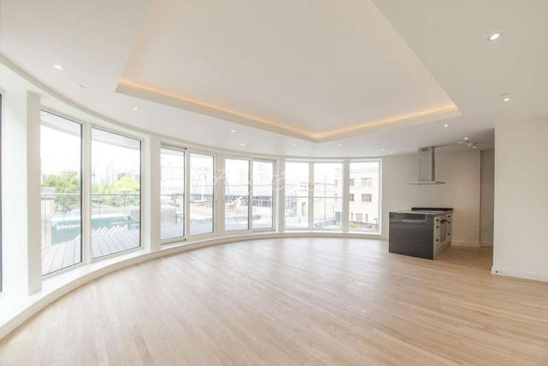 2 Bedrooms Flat for sale in Cobblestone Square, Wapping, E1W