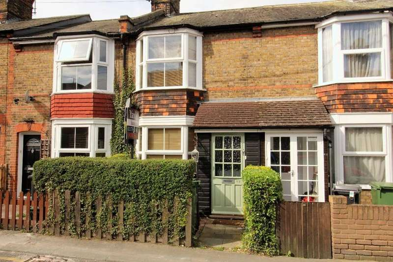 2 Bedrooms Terraced House for sale in Braintree Road Witham Essex CM8 2DD