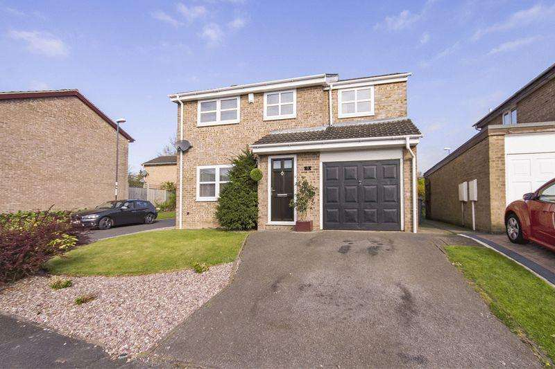 4 Bedrooms Detached House for sale in HINDSCARTH CRESCENT, MICKLEOVER
