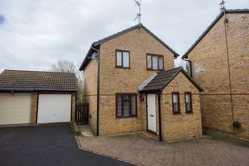 3 Bedrooms Detached House for sale in Brockhill Way, Penarth