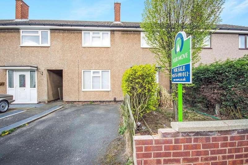 3 Bedrooms Property for sale in Newcomen Road, Bedworth, CV12