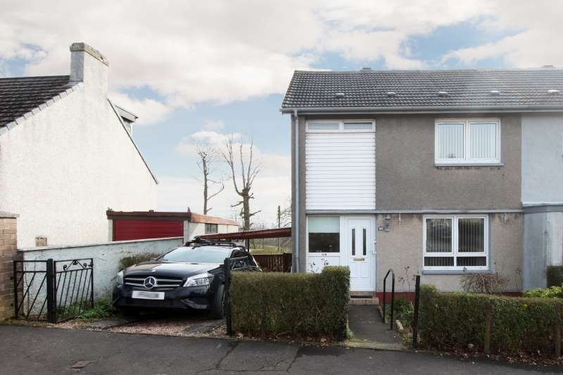 2 Bedrooms Villa House for sale in South Avenue, Blairhall, Dunfermline, Fife, KY12 9PH