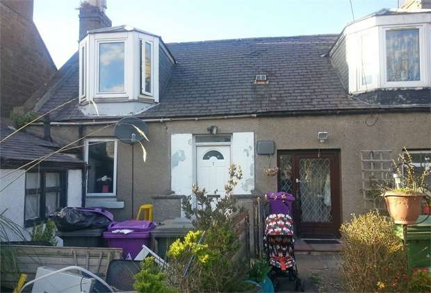 2 Bedrooms Semi Detached House for sale in Nursery Road, Montrose, Angus