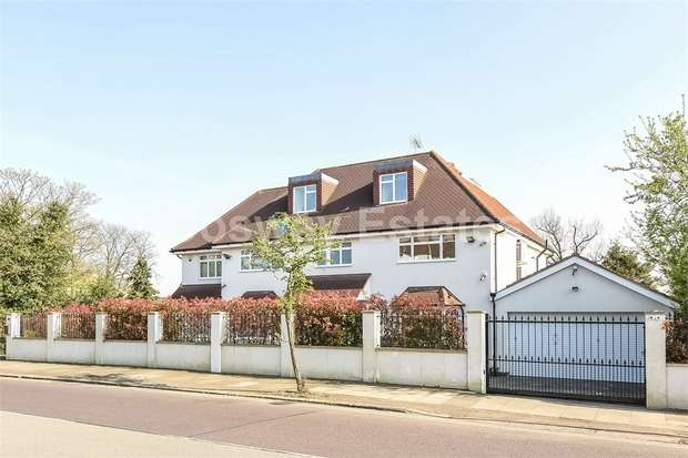 8 Bedrooms Detached House for sale in Engel Park, Mill Hill, London