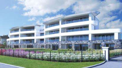 2 Bedrooms Flat for sale in Sea Road, Carlyon Bay, St Austell