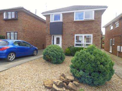 4 Bedrooms Detached House for sale in The Slip, Brixworth, Northampton, Northamptonshire