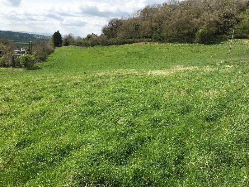 Detached House for sale in Auction of land at Townsend Farm Axbridge - 7.07 acres