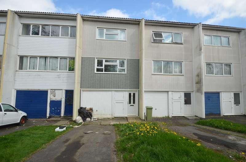 3 Bedrooms Terraced House for sale in Broadlands, Milton Keynes