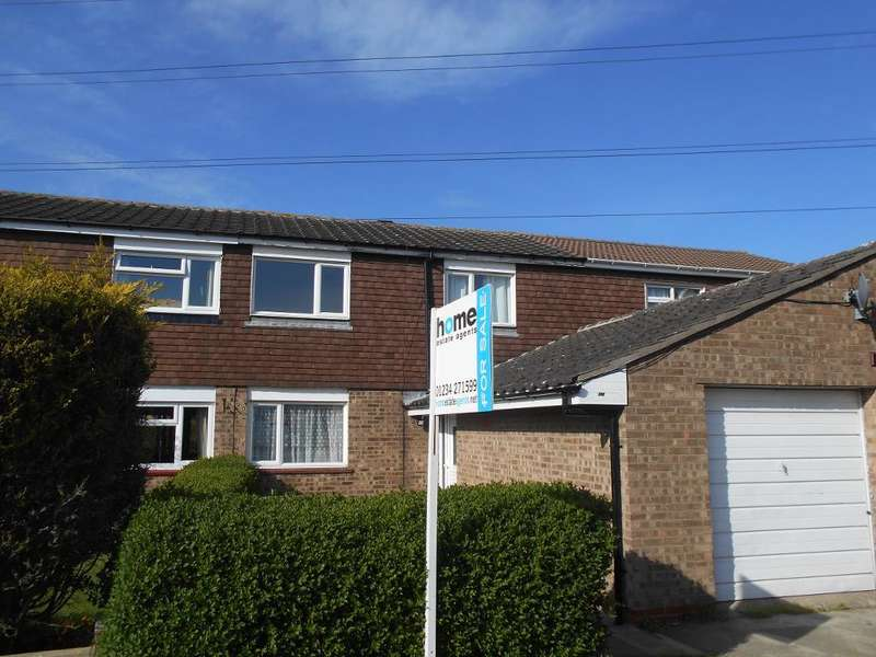 3 Bedrooms Terraced House for sale in Needwood Road, Bedford, MK41 0DW