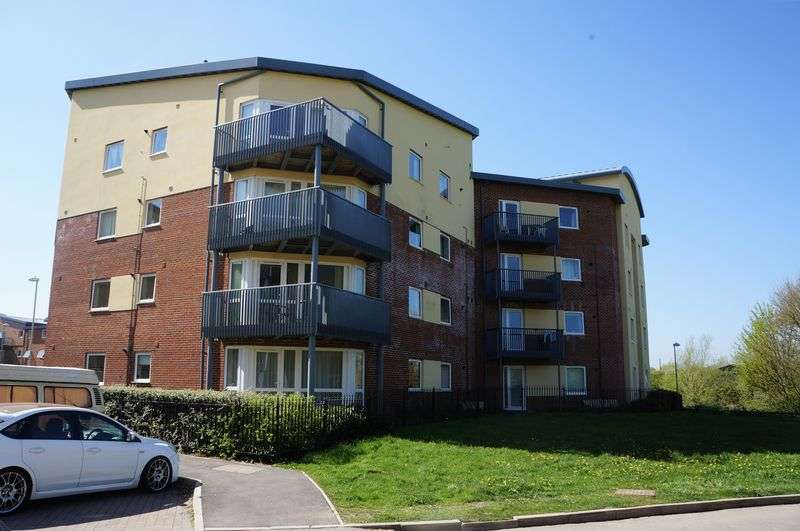 2 Bedrooms Flat for sale in Longhorn Avenue, Gloucester
