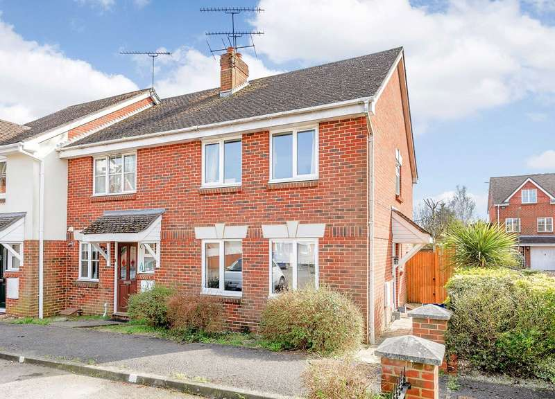 2 Bedrooms End Of Terrace House for sale in Farnham