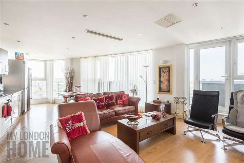 3 Bedrooms Property for sale in The Mast, Royal Docks, London, E16