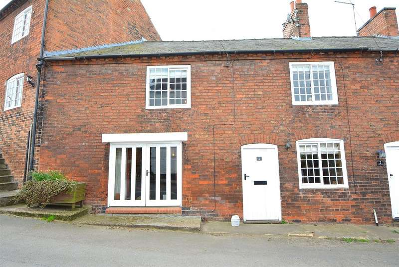 3 Bedrooms Property for sale in Cavendish Bridge, Shardlow