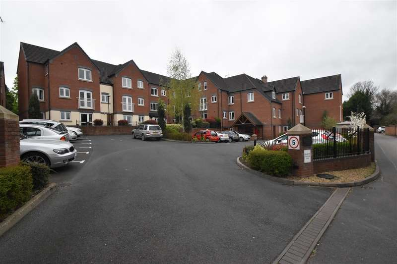 1 Bedroom Retirement Property for sale in Tower Hill, Droitwich