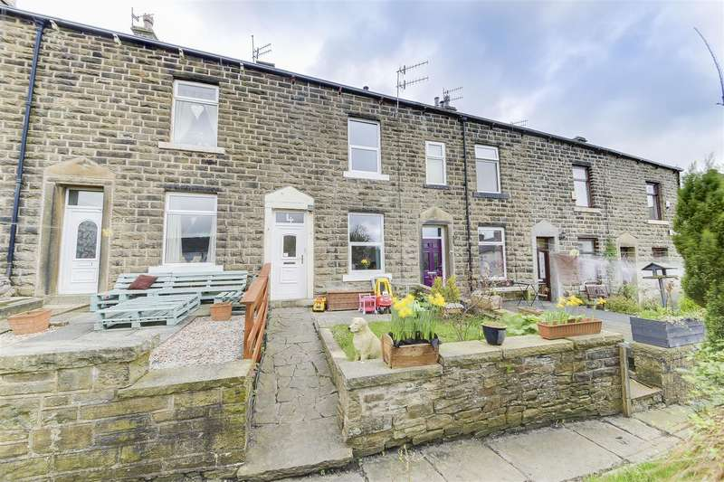 3 Bedrooms Property for sale in Laburnum Cottages, Off Church Street, Rossendale