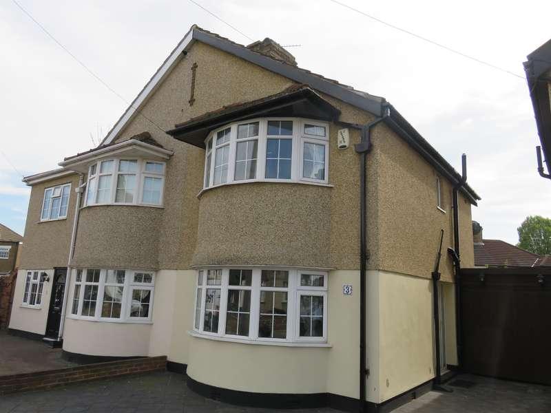 2 Bedrooms Semi Detached House for sale in Plymstock Road, Welling, Kent, DA16 1DJ